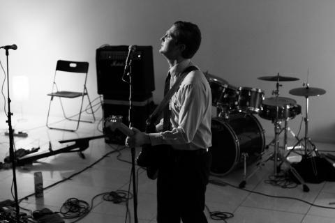 Adam Stafford @ Inspace, Sat 22nd Sept 2012
