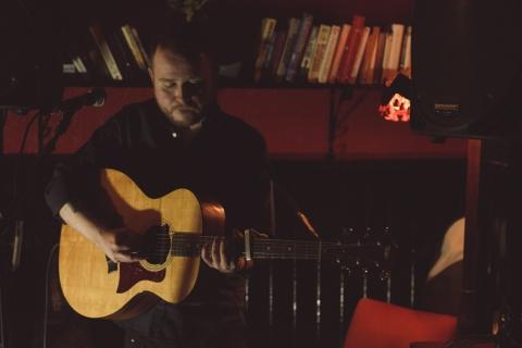 Davey Nolan @ Book Yer Ane Fest VI