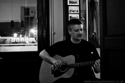 Dominic Venditozzi. Newportsound, Newport. Sat 3rd Apr 2011.