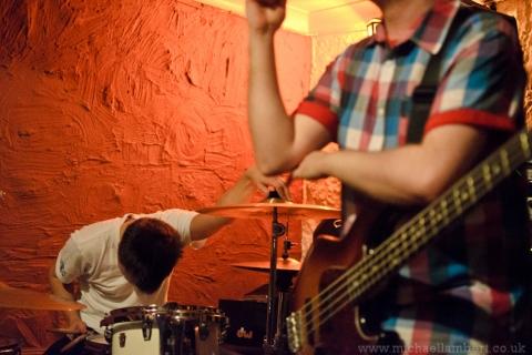 Fat Goth @ Balcony Bar, Dundee. Sat 10 Dec 2011.
