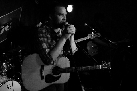 Frightened Rabbit @ the Twa Tams, Thu 12 Apr 2012