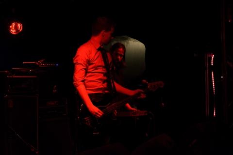 Hey Enemy @ Dexters, Fri 11 May 2012