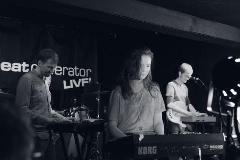 Man Without Machines @ Beat Generator Live! Fri 09 Nov 2012