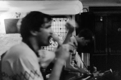 P for Persia @ the Balcony Bar, 15 Feb 2011
