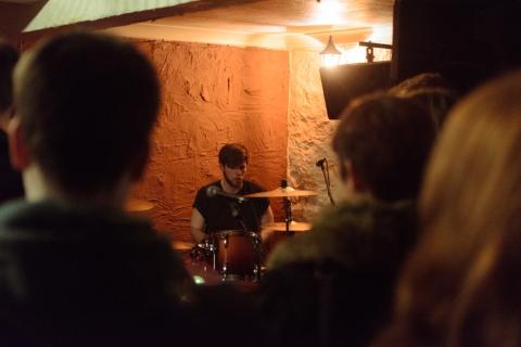 Pinact @ the Balcony Bar, 22 Feb 2013