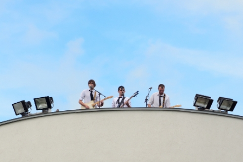 Revolver's Rooftop Gig, Scottish Beatles Weekend