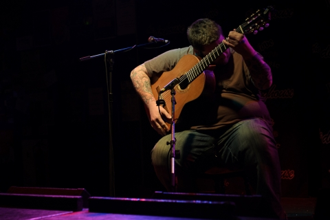 RM Hubbert @ the Doghouse, Thu 19 Apr 2012
