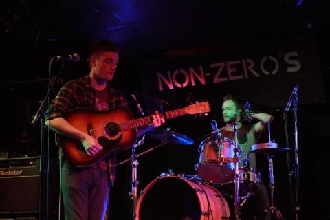 The 1930s @ Non Zero's, 03 Mar 2013