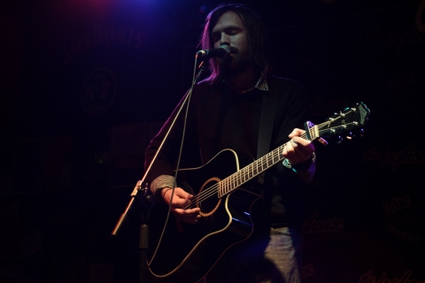 The Strangers Almanac @ the Doghouse, Thu 19 Apr 2012