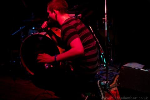 The Twilight Sad @ The Doghouse, 13 Nov 2011