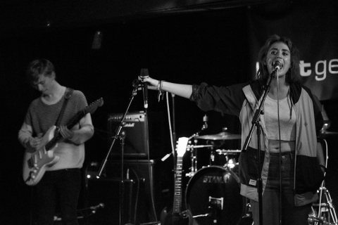 Whigs & Rakes @ Beat Generator Live.