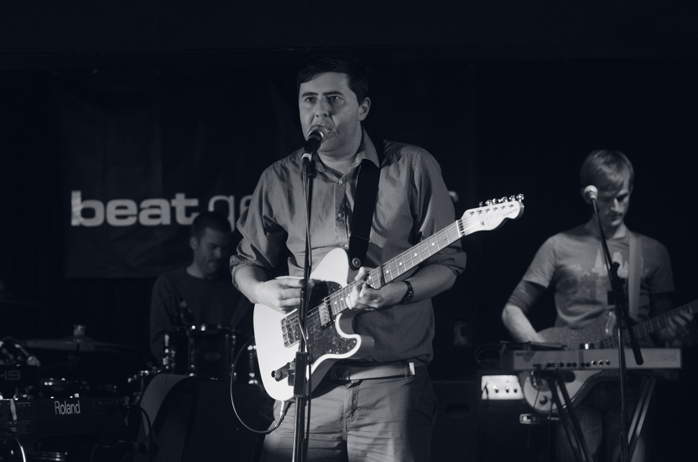 Man Without Machines @ Beat Generator Live! Fri 09 Nov 2012
