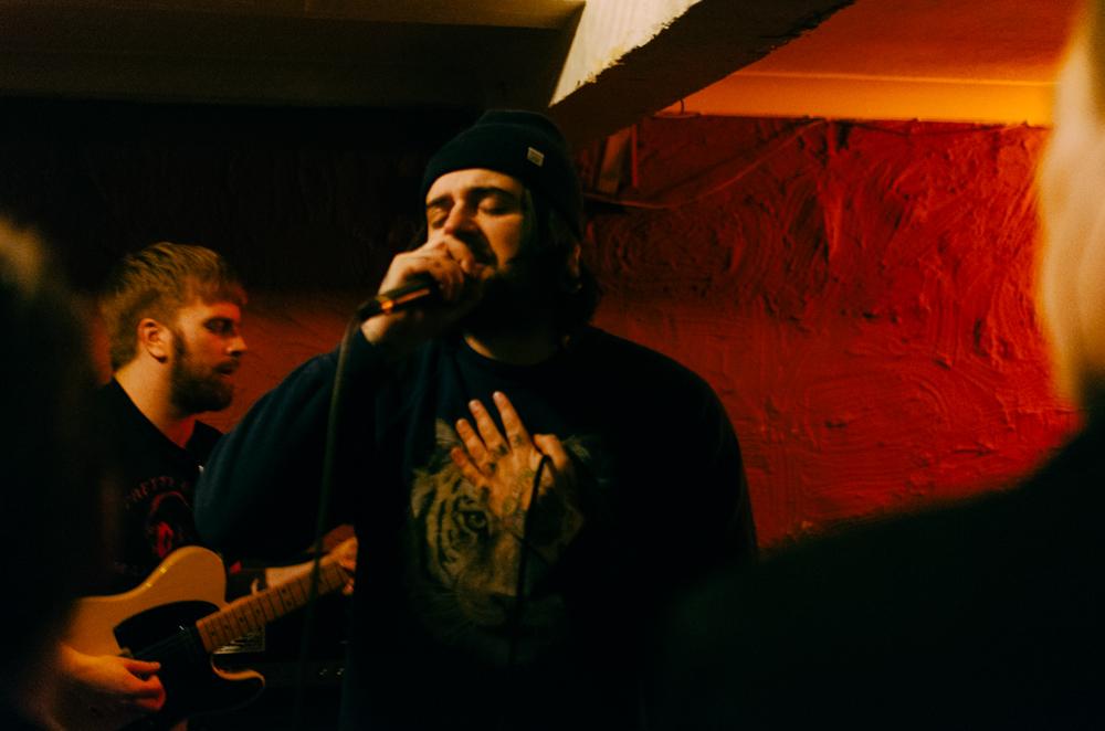 Bonehouse @ the Balcony Bar, 22 Feb 2013