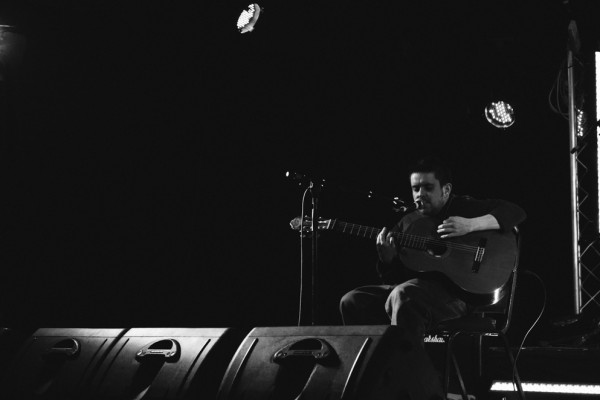 Iain Macaulay Trio @ Non Zero's, 03 Mar 2013