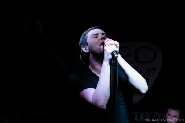 The Twilight Sad @ 20 Rocks, 28 Apr 2013