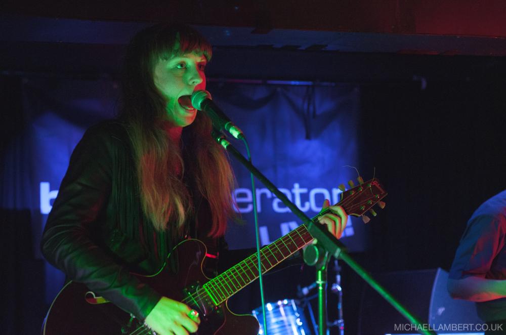 Creeping Ivies @ Beat Generator Live, Sat 04 May 2013