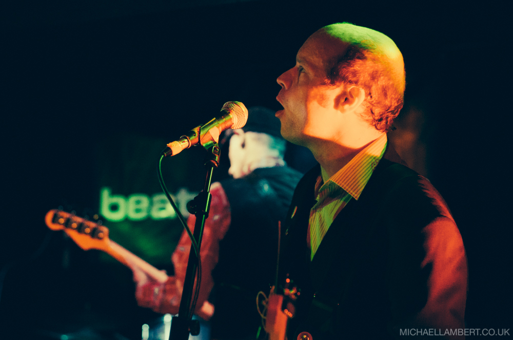 Primevals @ Beat Generator Live, Sat 04 May 2013